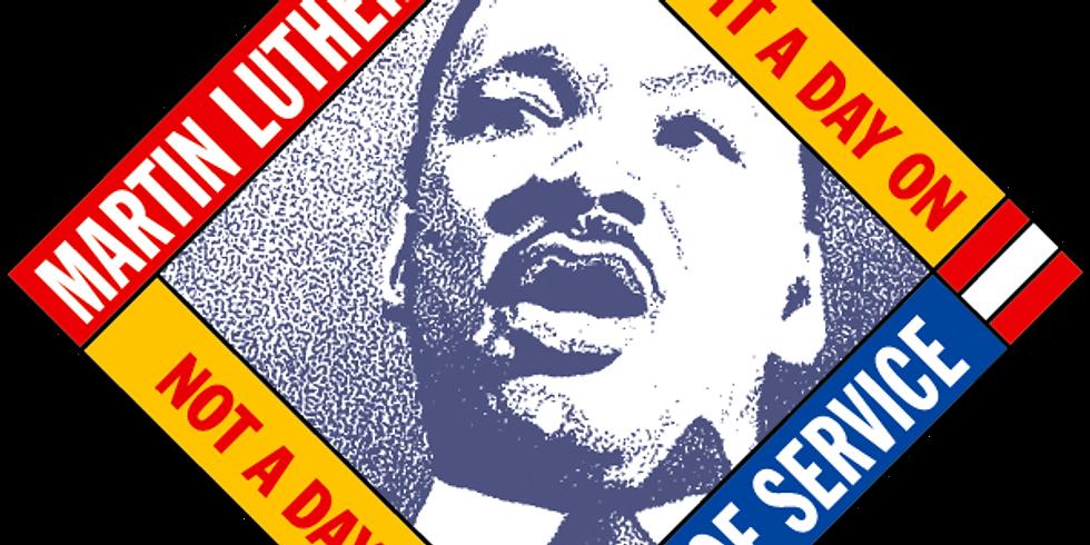 MLK Service Opportunity for St. Joseph's Shelter