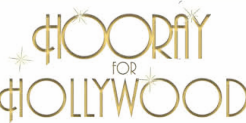 Spring Luncheon - Hollywood Glamour