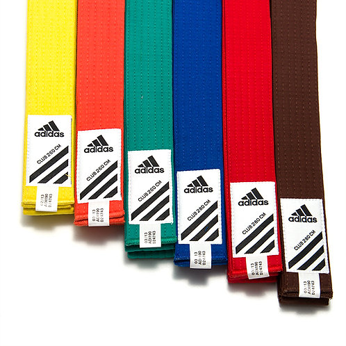 Adidas-regular color belts-C-AD