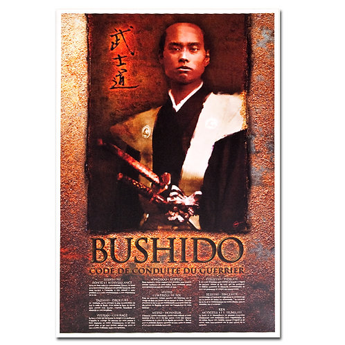 BUSHIDO CODE-FRENCH