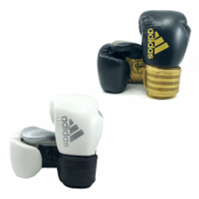 ADIDAS HYBRID 200-SPARRING BOXING GLOVES