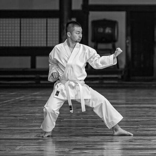 SHOSHIN TOKAIDO-BEGINNER'S UNIFOR