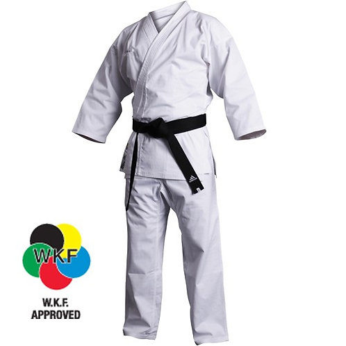 Adidas KARATE COMBAT-uniform K220K-WKF approved