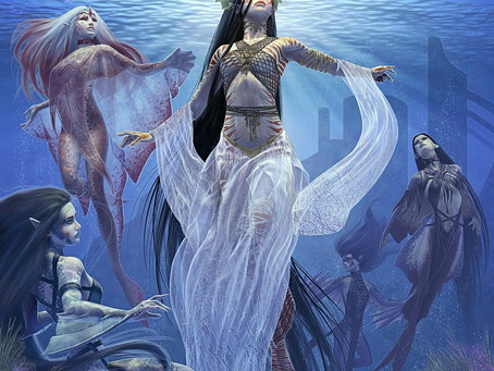 Dance of the Sea Nymphs