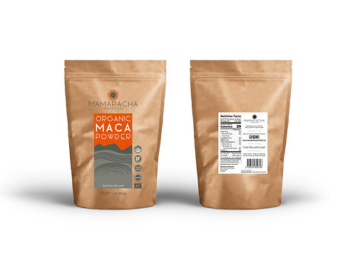 Organic Maca Powder 250G