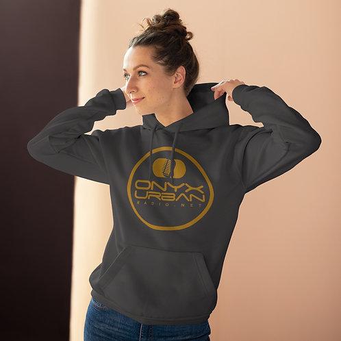 O.U.R. - Gold Logo Unisex Pullover Hoodie