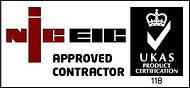 NICEIC logo 2 – Electrical Testing Inspection are NICEIC approved electrical contractors