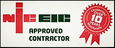 NICEIC approved electrical contractors