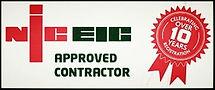 NICEIC Certificate Essex