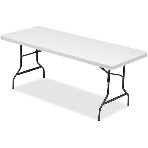 Rektangulärt bord 180 x 70 cm