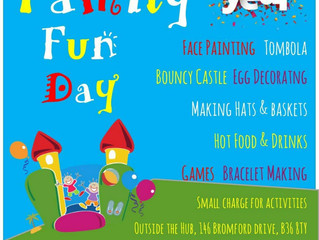 FAMILY FUN DAY - FAB KIDS