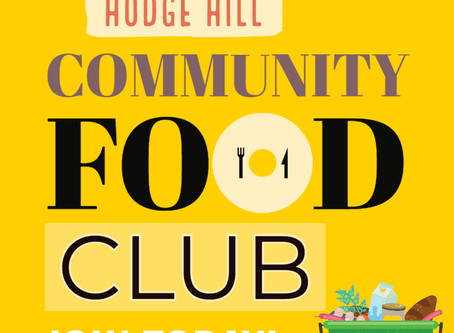 We are Hodge Hill Community Food Club
