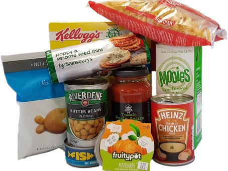 HHCV Food Bank Week 8.