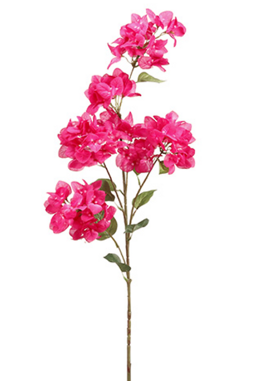 "44""Bougainvillea Spray"