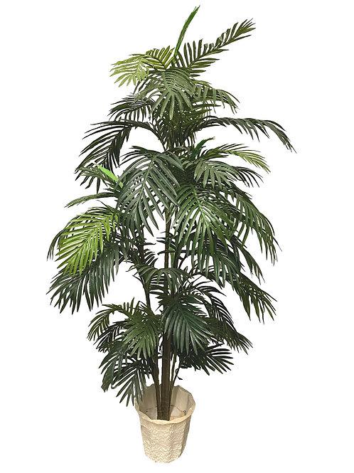 6' Artificial Areca Palm Tree