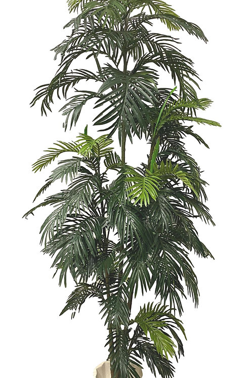 8' Artificial Areca Palm Tree