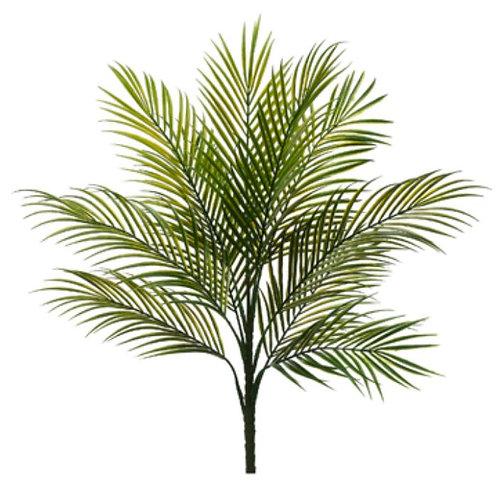 2' Plastic Areca Palm Plant