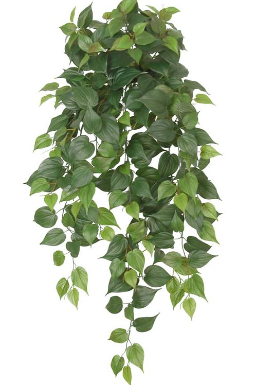 "36"" Philo Hanging Bush x 12 w/ 250 Leaves"