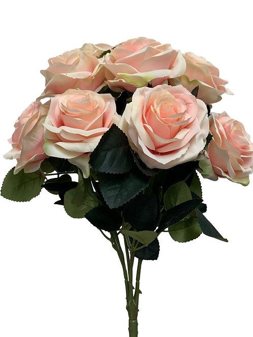 "18"" Open Rose Bush x10 (FB662-VICTORIAN)"