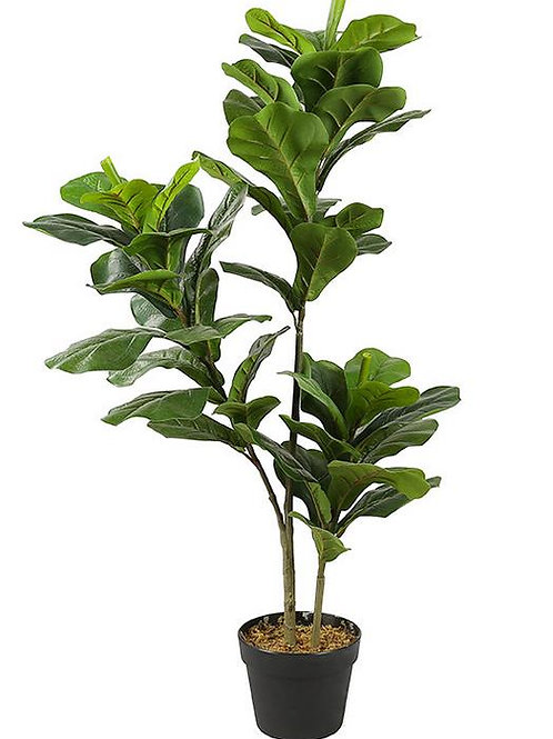 3.3' Real Touch Fiddle Leaf Plant