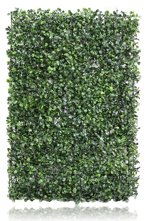 """Plastic Boxwood Grass Mat - 24"""" x 17"""""""