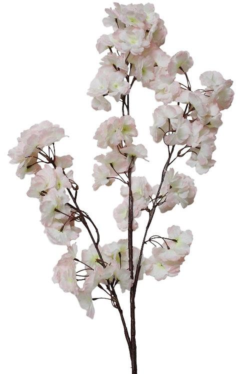"""44"""" Peach Blossom Spray x 3"""