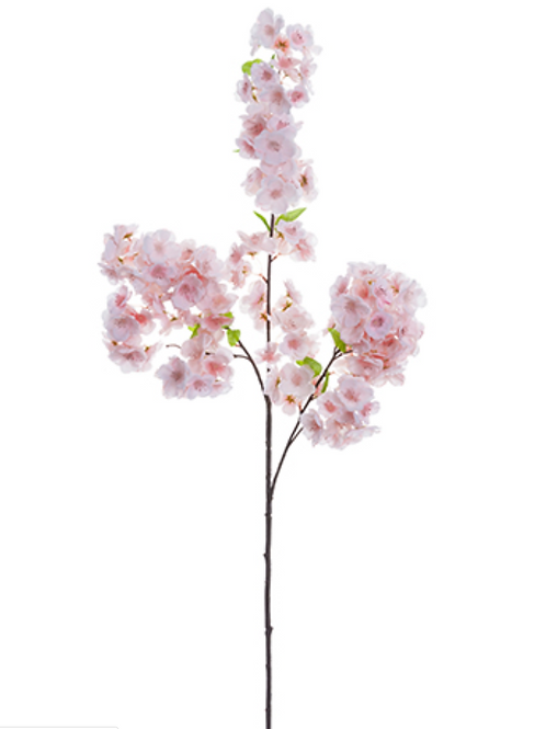 "44"" Silk Cherry Blossom Spray"