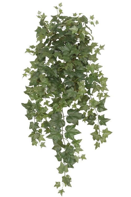 "36"" Puff Ivy Hanging Bush x 12 w/ 250 Leaves"