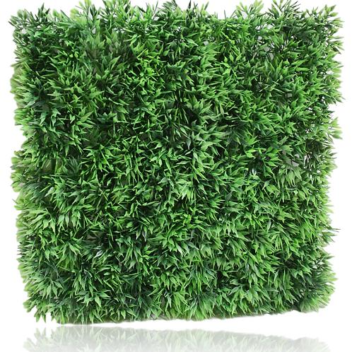 """Plastic Boxwood Grass Mat - 10""""x 10"""""""