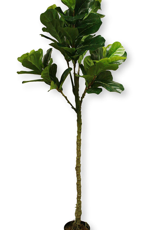 5.4' Real Touch Fiddle Leaf Tree