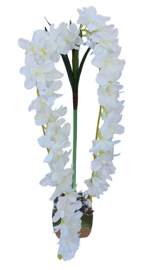 Fox tail orchid spray international silk inc silk flowers fox tail orchid spray international silk inc silk flowers artificial plant supplies los angeles international silk inc mightylinksfo