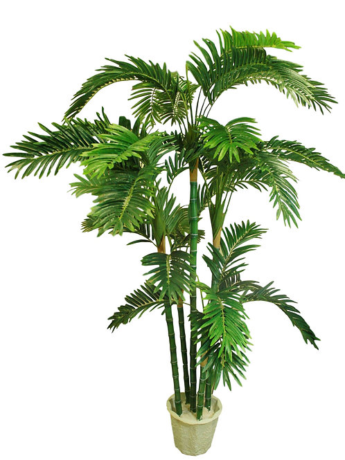 6' Artificial Golden Palm Tree x 5