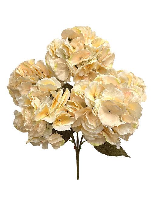 "23"" Hydrangea Bush X 5 (INT-052-Beige)"