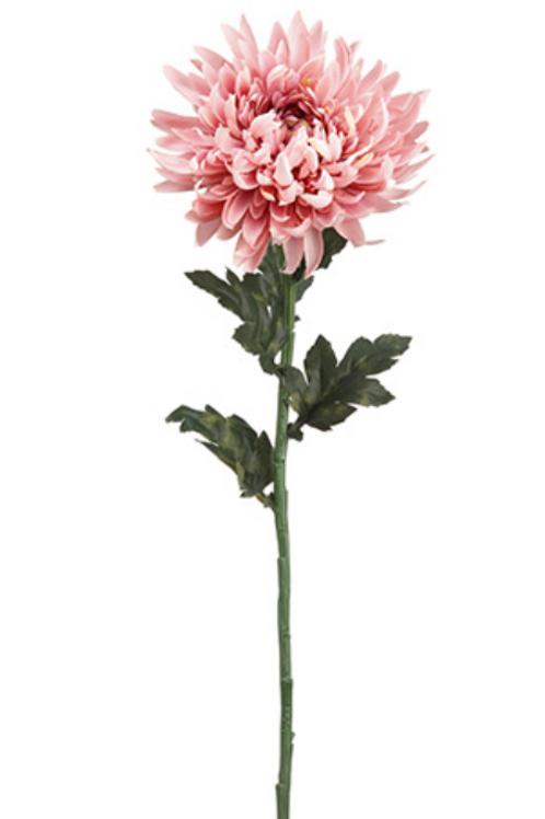 "24"" Silk Chrysanthemum Spray"