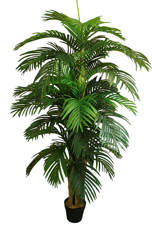 7' Real Touch Areca Palm Tree x 5