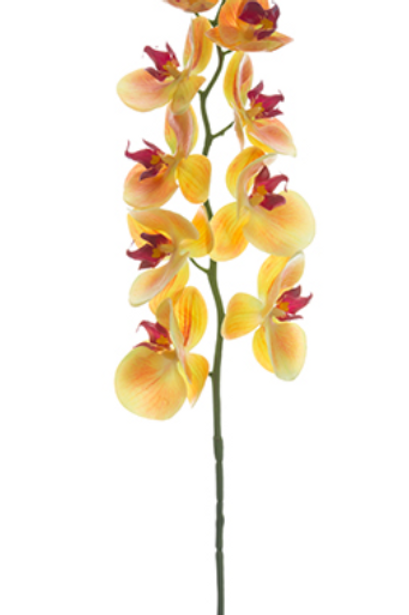 "30"" Artificial Phalaenopsis Orchid Spray"