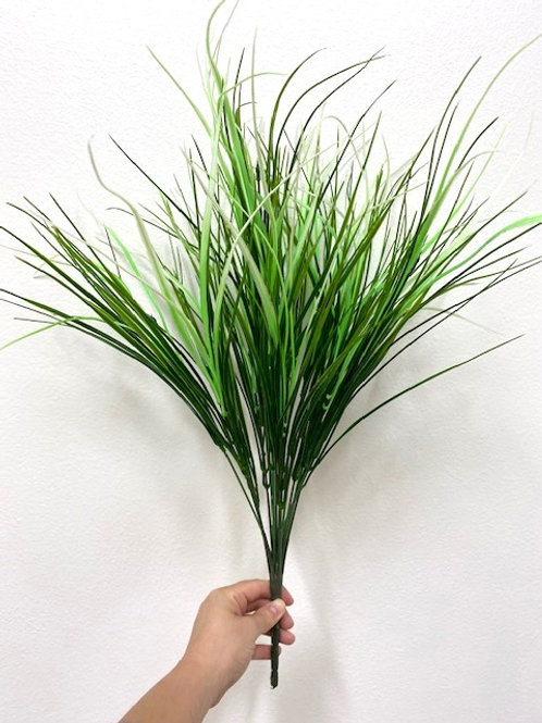 "23"" Plastic Grass Bush with 14 Stems"