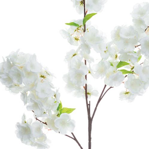 """44"""" Silk Cherry Blossom Spray"""