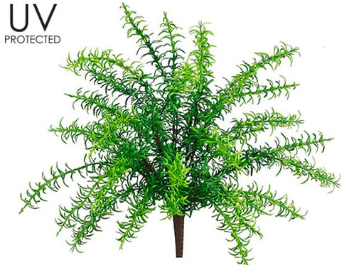 "19"" UV Protected Rosemary Bush"