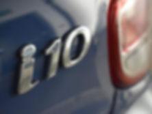 Hyundai i10 - Rhyl Driver Training
