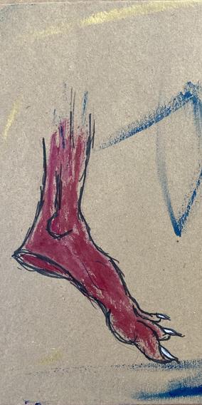 goblin foot - story series 3