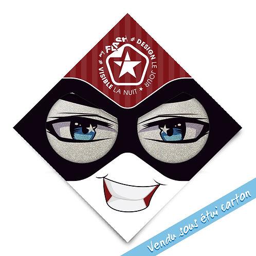 Flash Manga Blue Eyes Man