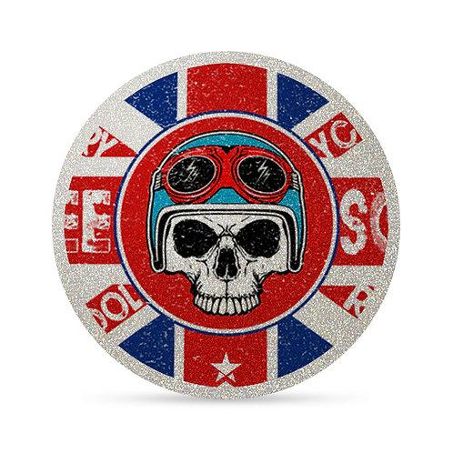 FLASH Biker Skull