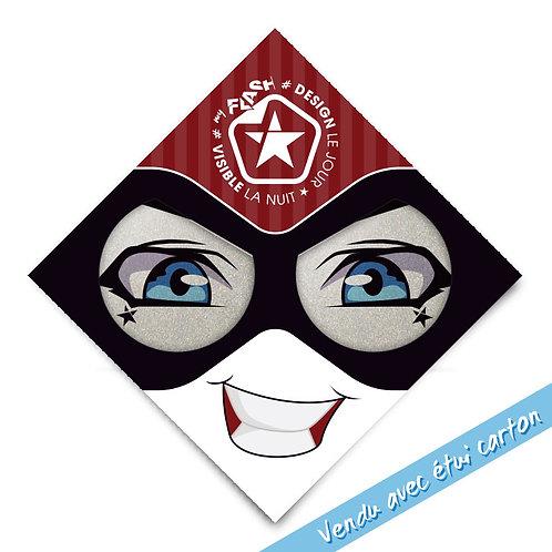 My FLASH *Superhero's Large Blue Eyes X2