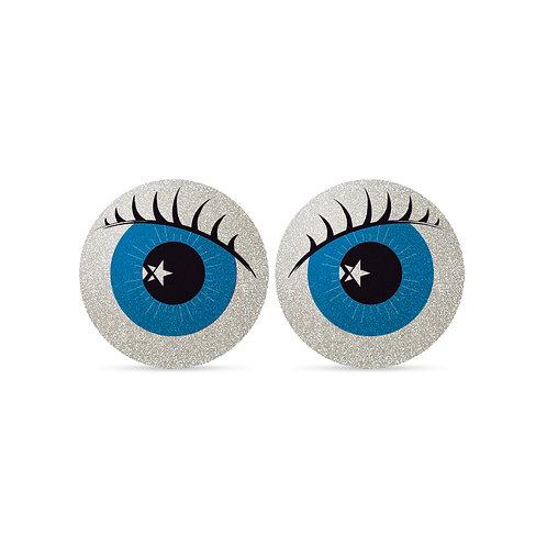 Flash Blue Eyes