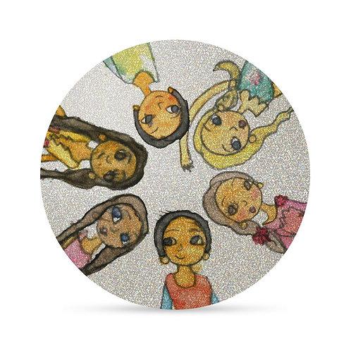 My FLASH *FLEUR DA Six Girls of the World