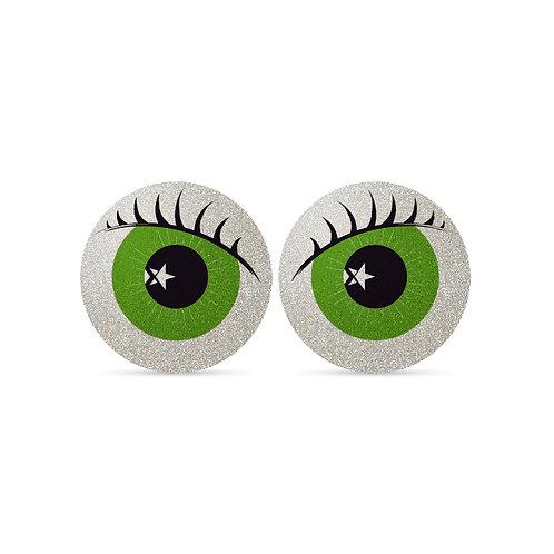 Flash Green Eyes