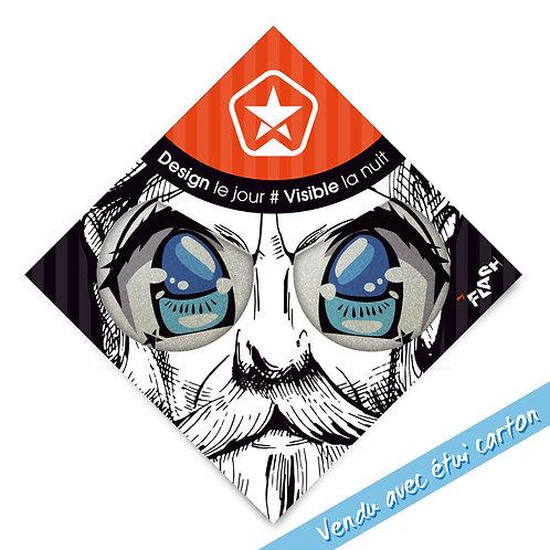 My FLASH *Hipster Manga Eyes X2