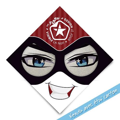 My FLASH *Superhero's Fine Blue Eyes X2