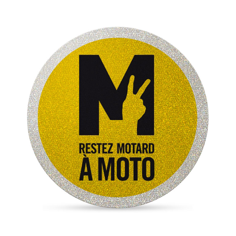 FLASH Restez Motard à Moto